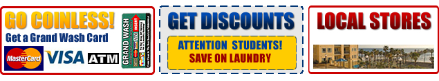 grand wash promotions